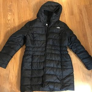 The north face puffer jacket xxl